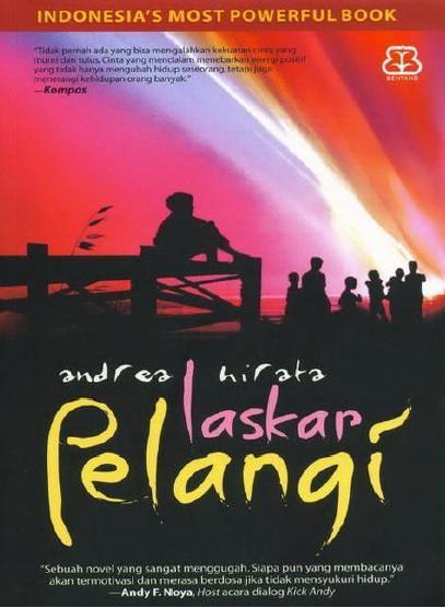 skripsi laskar pelangi Laskar pelangi adalah novel karya andre hirata yang menyentuh sekaligus jenaka,  ada gak proposal skripsi tentang analisis struksturalisme novel.