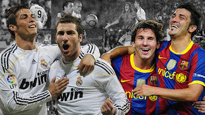 Ver Partido en Vivo Barcelona vs Real Madrid 2012 2013