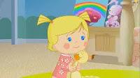 L'armadio di Chloè cartone animato amato dai bambini: testo in italiano
