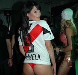 Pamela visita siempre Rumores