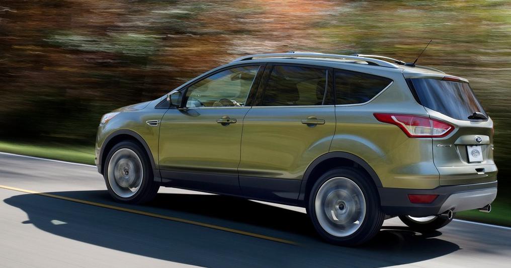 Small suv sales in america november 2014 ytd good car bad car