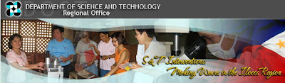 Philippine Department of Science and Technology Scholarship Programs 2013-2014