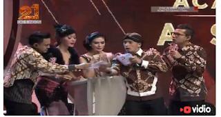 Anugerah Award Dangdut Academy Asia Tgl 27 Desember 2015