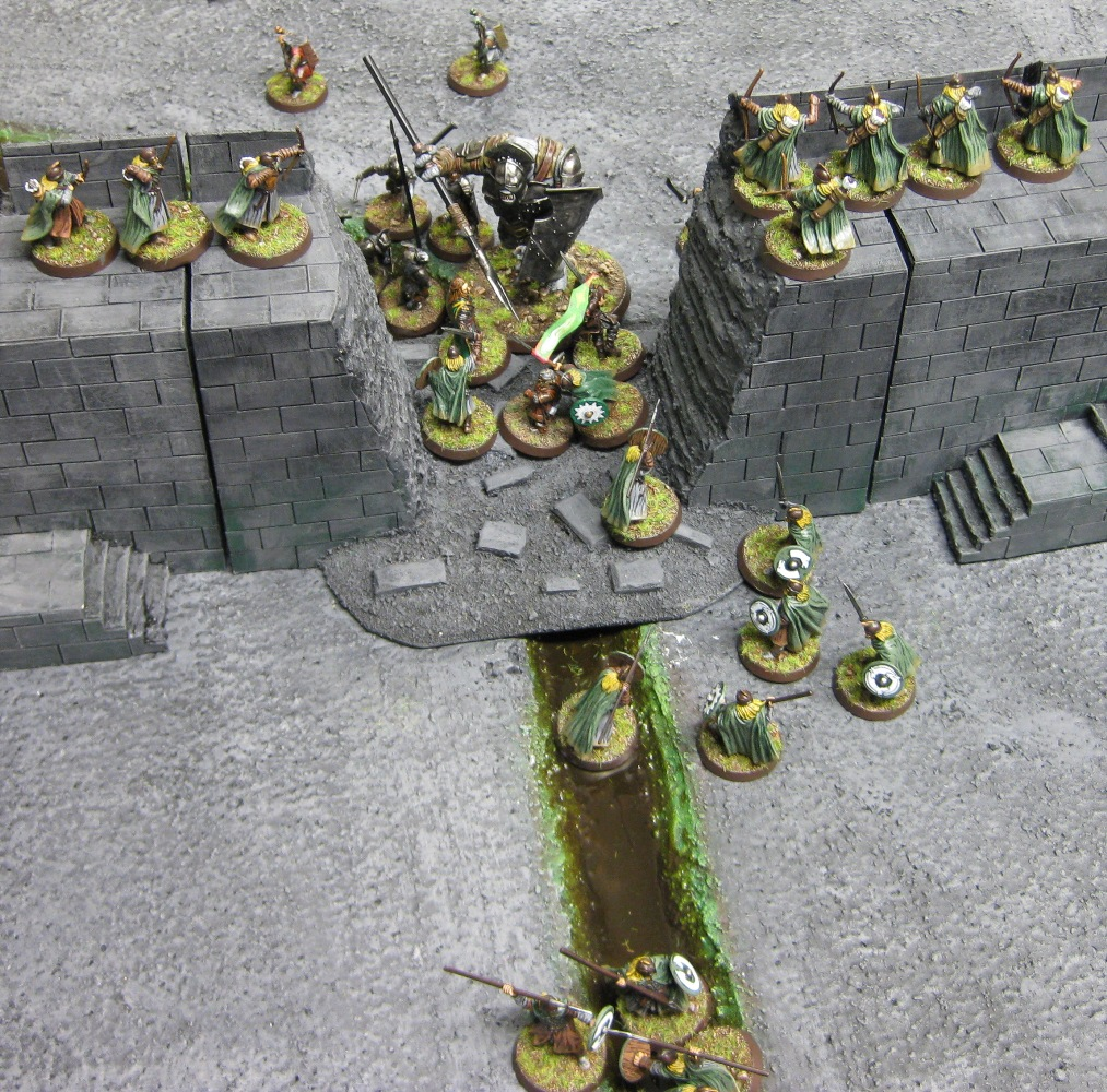 lord of the rings strategy battle game pdf