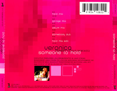Veronica - Someone To Hold [Johnny Vicious Remixes]-CDM-1998