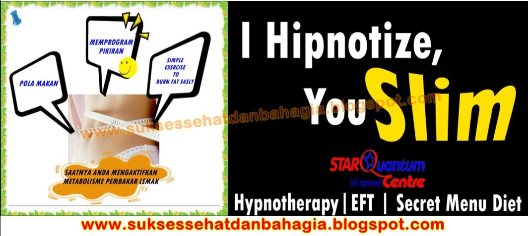 langsing sehat, diet alami, hipnotis, hipnosis, hipnoslimming, hypnoslimming, hypnotherapy