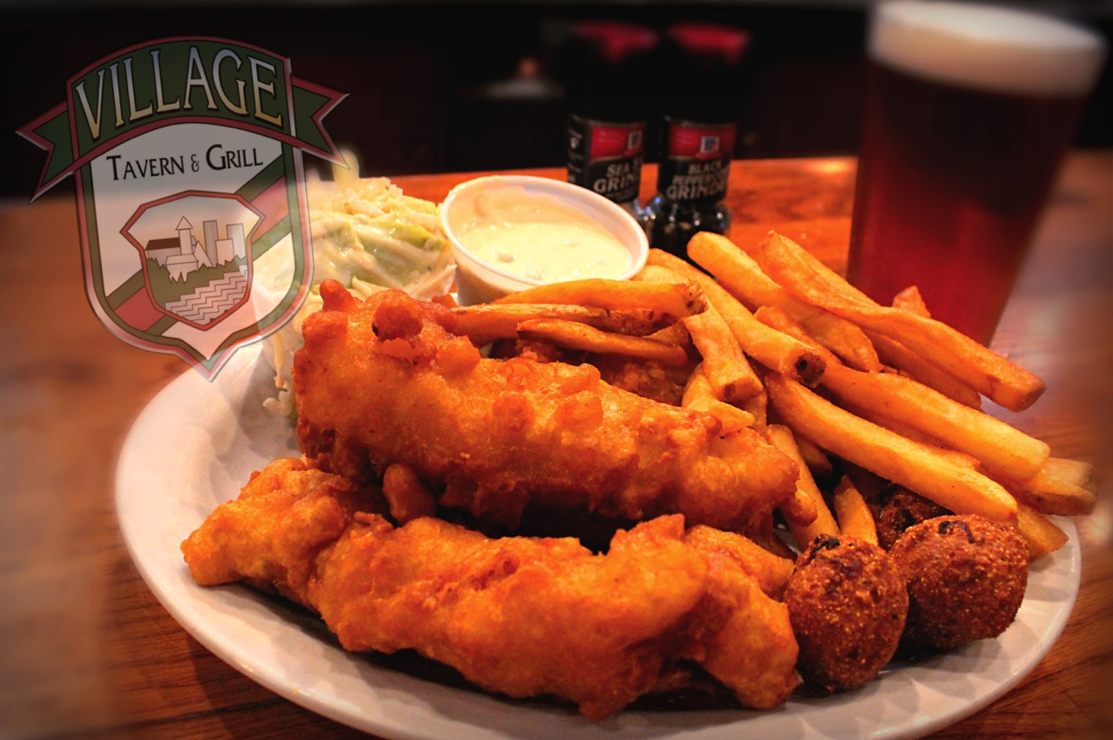 Today 39 s specials friday lunch and dinner for All you can eat fish fry