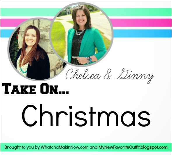 Chelsea and Ginny take on Christmas - food and fashion