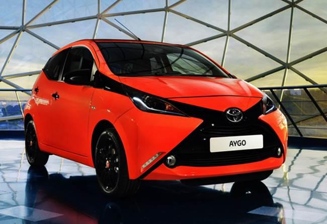 Driven-Toyota Aygo X V1 M.T
