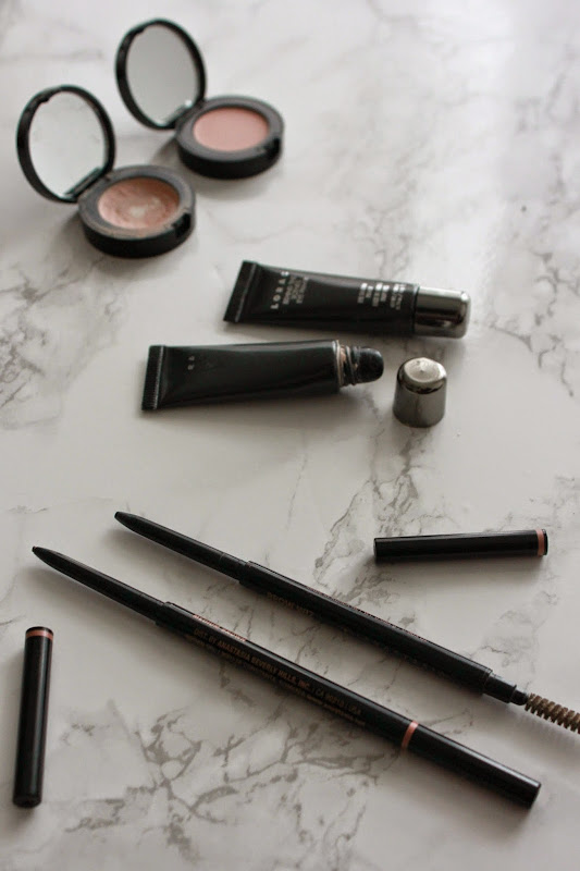 best brow product, best under eye concealer, best eyeshadow primer
