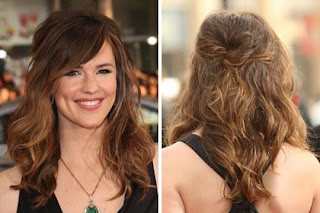 Jennifer Garner Hairstyles - Celebrity Hairstyle Ideas for Women