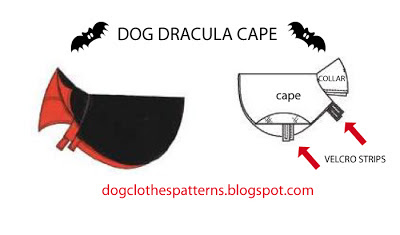 dog vampire patterns