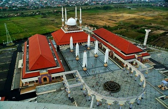 Great Mosque Semarang Central Java