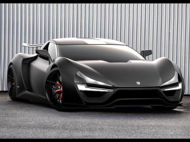 Trion Nemesis 'hypercar' unveiled
