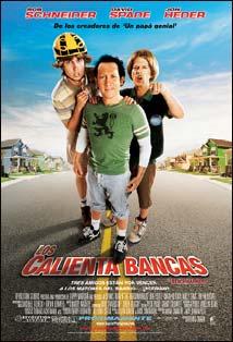 Los Calienta Bancas / Los CalientaBanquillos Poster