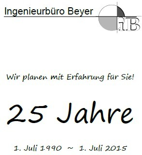 25 Jahre IBB
