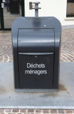 déchets ménagers Yerres