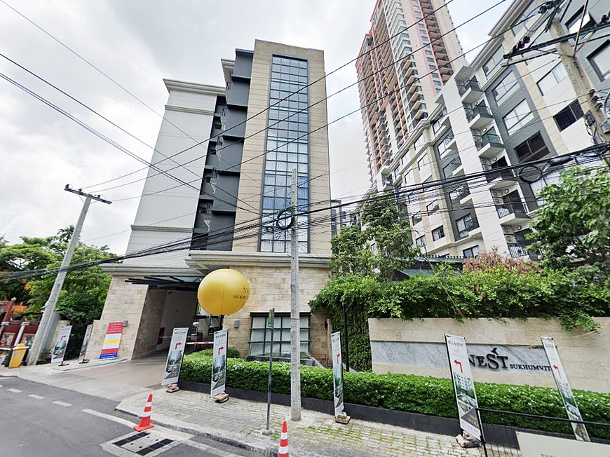 The Nest Sukhumvit 22
