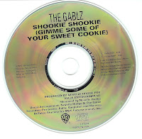 The Gablz - Shookie Shookie (Gimme Some Of Your Sweet Cookie) (CDS) (1997)
