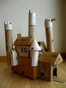 Build a Cardboard Castle