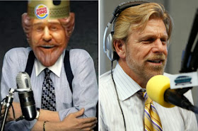 Howard Eskin and Burger King