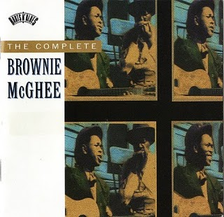 Brownie McGhee - The Complete Brownie McGhee - Recorded Between 1940 and 1941, Released in 1994.
