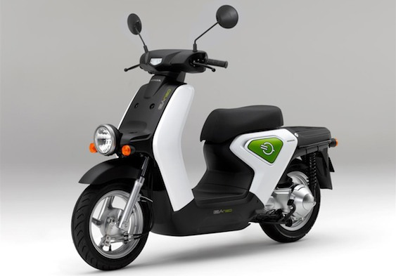 Electric scooters Honda EV-neo