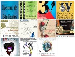 Encuentros Nacionales de Estudiantes de Literatura de RedNEL Colombia 2004-20015