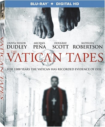 The Vatican Tapes (2015) HD 1080p Latino