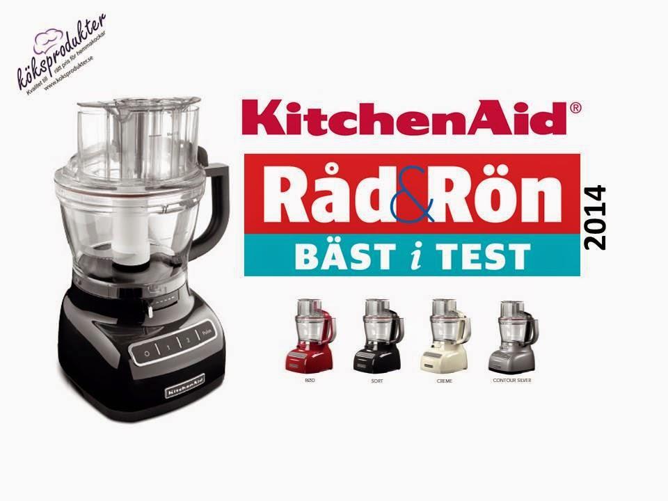 kitchenaid bäst i test