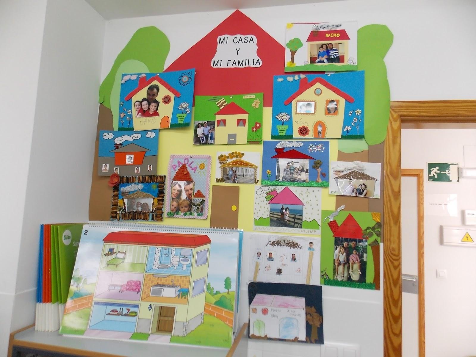 El cole de balboa la casa y la familia for Mural una familia chicana