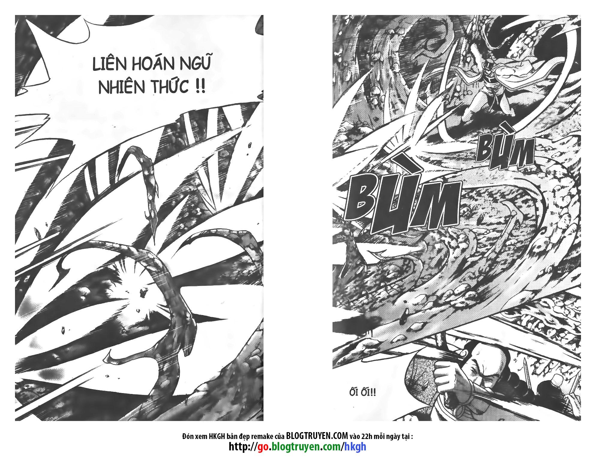 Hiệp Khách Giang Hồ - Hiệp Khách Giang Hồ Chap 315 - Pic 20