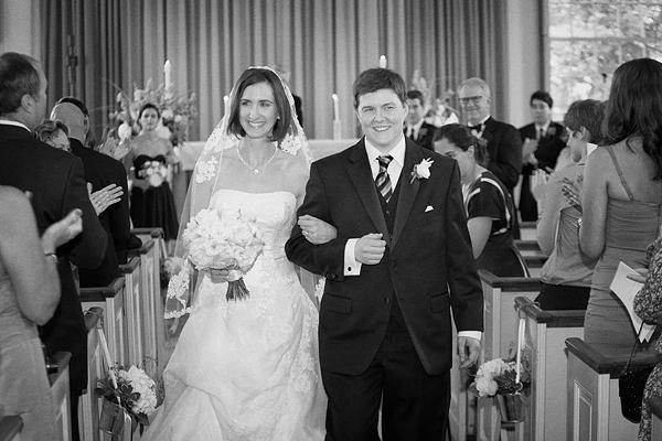 Brown Manning Chapel Wedding