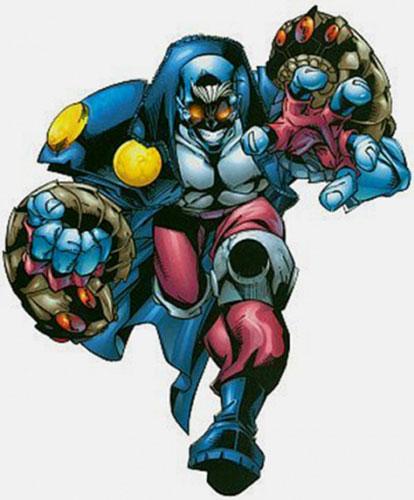 15 Superhero Terburuk di Dunia Komik: Maggott