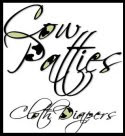 Cow Patties Cloth Diapers Logo
