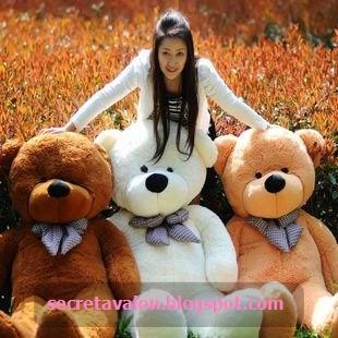 Cheap Teddy Bears on Secret Avalon  Cheap Giant Teddy Bear