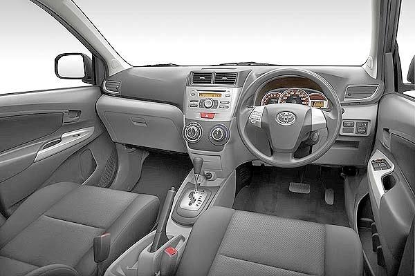 Foto Interior New Avanza Luxury 2014 Mobil Toyota Keluaran Terbaru