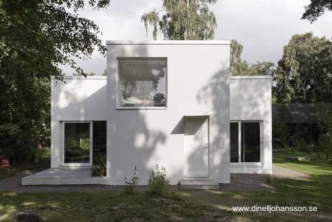 pequea casa residencial econmica sueca