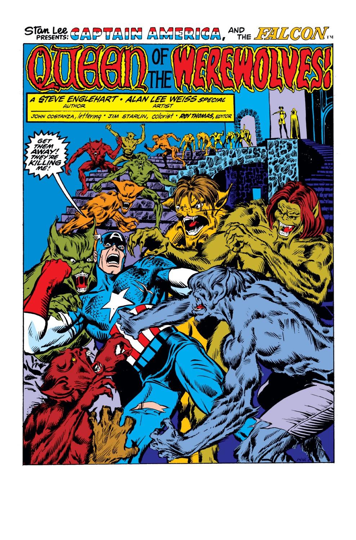 Captain America (1968) Issue #164 #78 - English 2