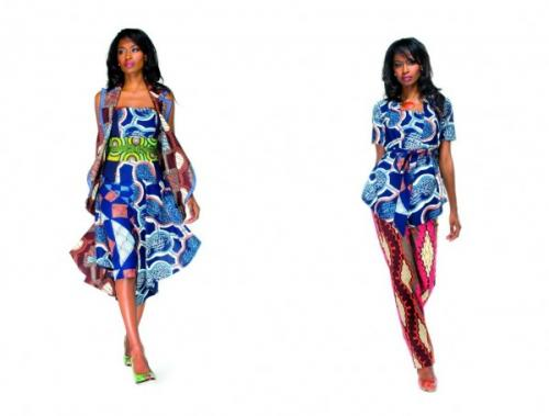 Ankara Fashion Trendy In Nigerian