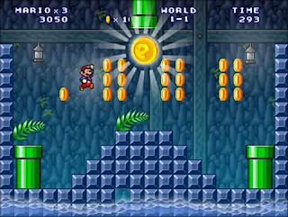 Game Super Mario 3