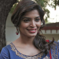 Sanchita shetty photos in salwar kameez at pizza 2 the villa special show