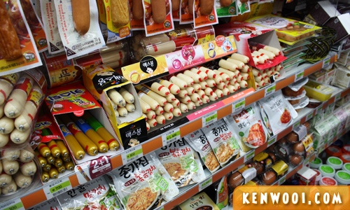seoul packaged food