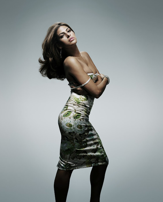 eva mendes nice shoot