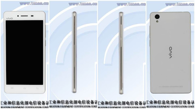 Vivo Y51 and Y51L Have Been Certified by TENAA