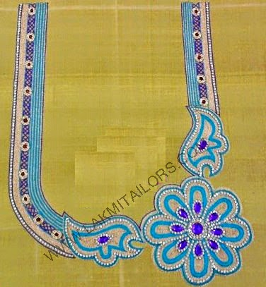 Designer Blouse In Kolkata 110