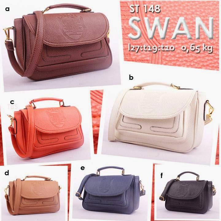 jual online tas selempang wanita murah model simple dan elegan