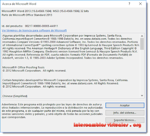 descargar office 2016 32 bits gratis en español mega