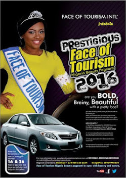 Sponsored Ad : FACE OF TOURISM 2016
