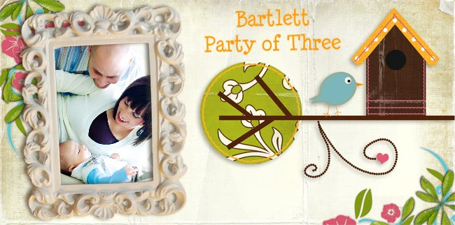 Bartlett's Party of Three